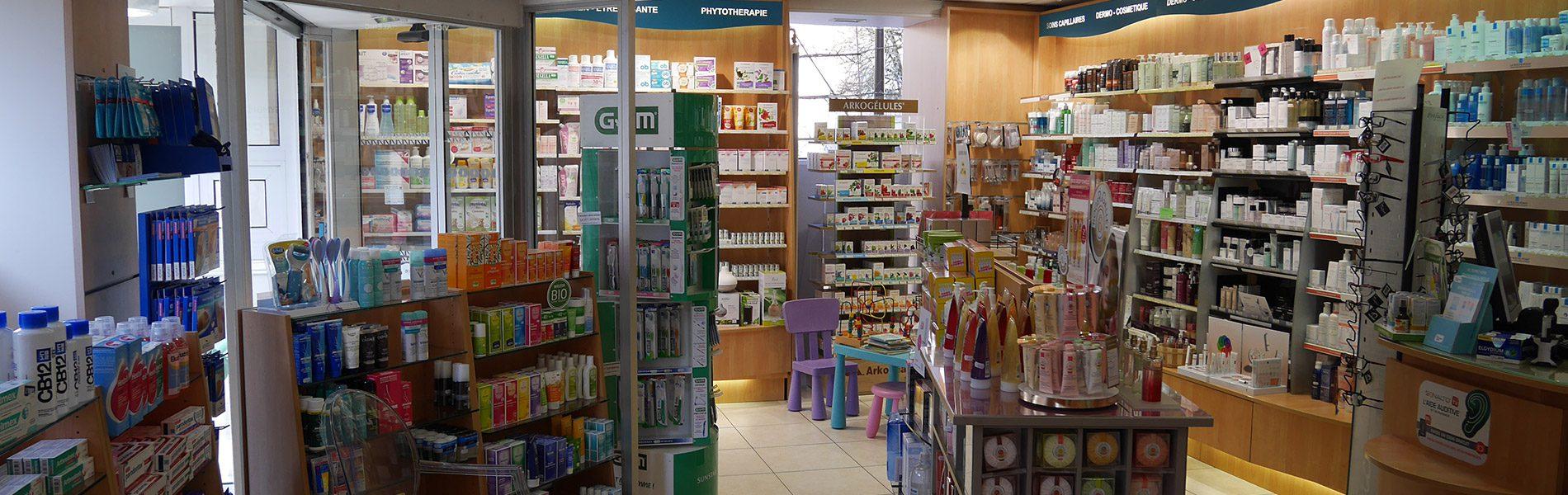 Pharmacie DU LAVOIR - Image Homepage 3